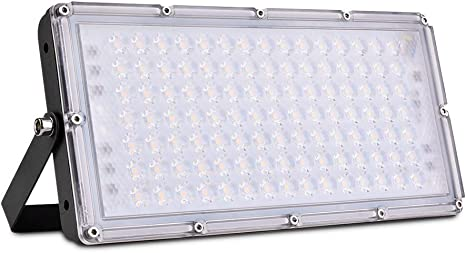 30W-100W LED Fluter Flutlicht Außen Strahler Garage Werkstatt Scheinwerfer IP67