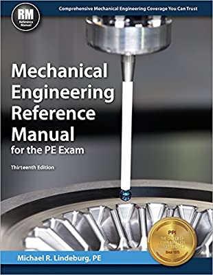 Engineering pdf for pe exam mechanical the manual reference
