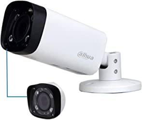 Dahua IPC-HFW4431R-Z 2.7~12mm Motorized Varifocal Lens 4MP IP Bullet Camera