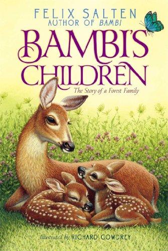 Bambi Deer - 2