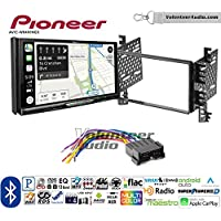 Volunteer Audio Pioneer AVIC-W8400NEX Double Din Radio Install Kit with Navigation, Apple CarPlay and Android Auto Fits 2001-2006 Hyundai Elantra