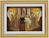 ''The Legacy'' Framed CHRISTIAN ART Prayer Inspirational RON DICIANNI