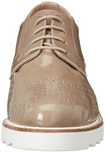 002 Derby Cordones 531 Love Gobi para de Zapatos Mujer 206 Vitti Beige 4PHfqwf