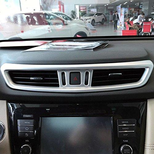 ABS mate interior medio consola aire acondicionado Vent Cover Trim 1pcs para coche accesorios nsxt: Amazon.es: Coche y moto