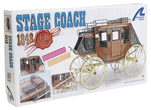 Artesania Latina 20340 1/10 Stage Coach