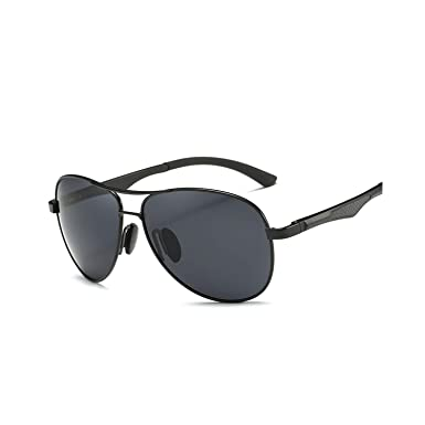Amazon.com: Polarized Mens Sunglasses Classic Retro Sun ...