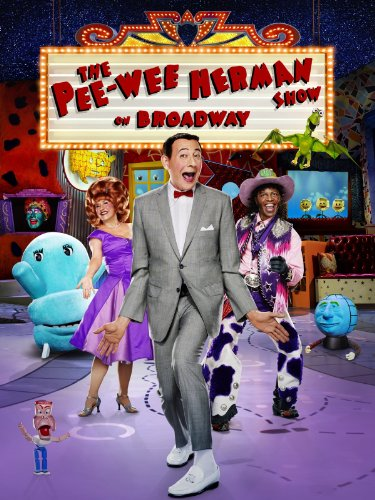 The Pee-wee Herman Show on Broadway]()