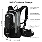 Insulated Hydration Backpack Pack with BPA FREE 2L Water...