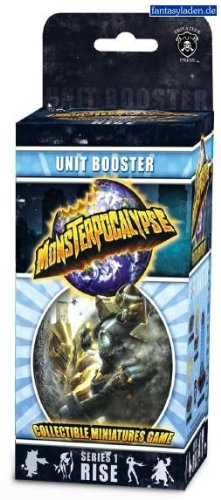 Monsterpocalypse Collectible Miniature Game Unit Booster Pack