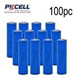 100pcxAA 3.6V 14500 Lithium Battery - (non Rechargeable)