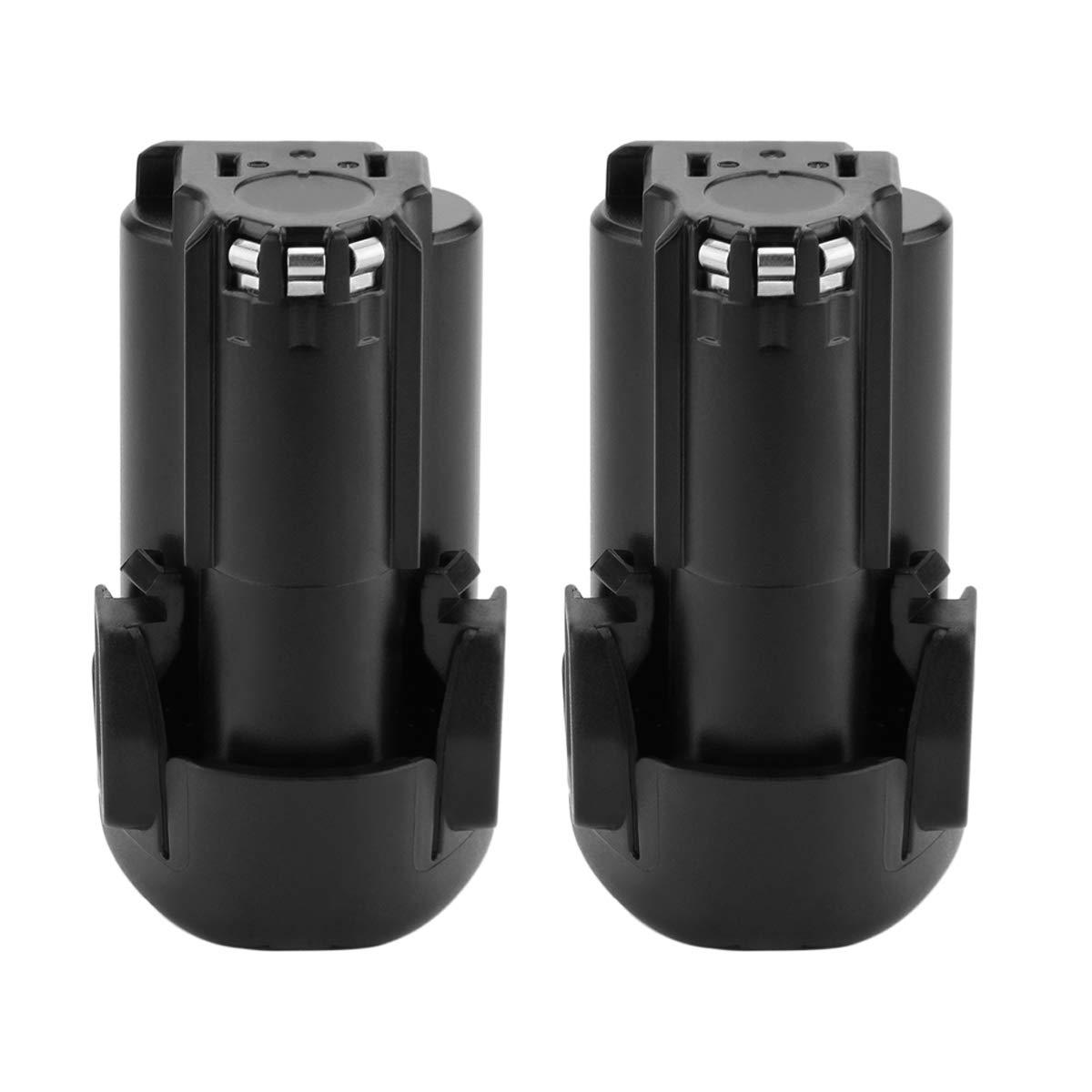 2 Baterias para Black And Decker BL1110, BL1310, BL1510