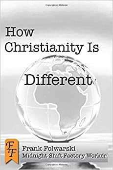 Book How Christianity Is Different