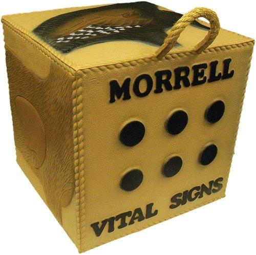 Morrell Vital Signs Combo Broadhead/Field Point Archery Solid Foam Target
