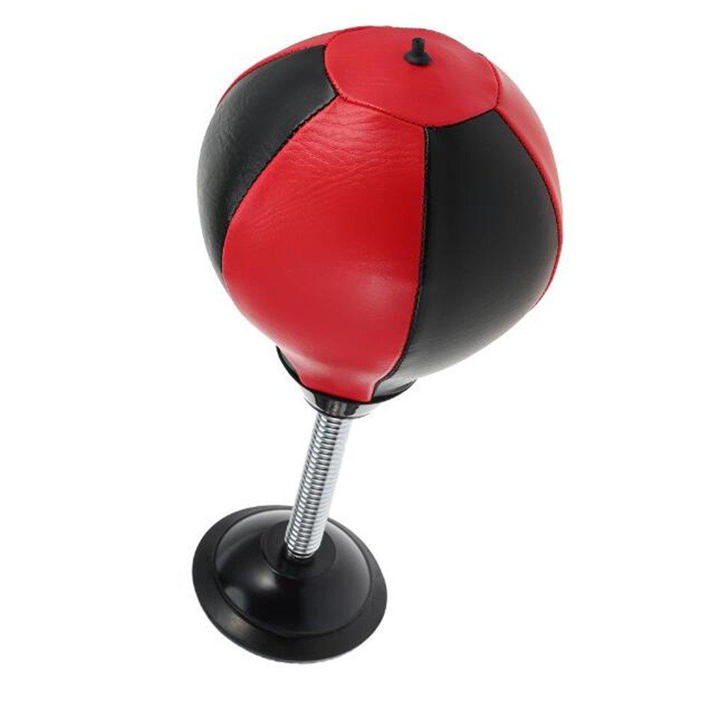 Valink Stress Buster Desktop Punching Ball Stress Kombination Schreibtisch Speed Bag f/ür Erwachsene und Kinder Schwere Pflicht Zusammensetzung Stress Sucker Punch Desktop Boxen Boxsack