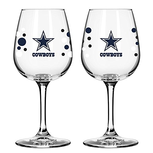 cowboy wine glasses - 2