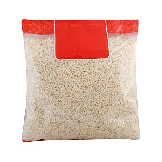 3S Puff Rice - Salted, 500g