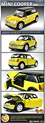 Academy Plastic Model Kit 1/24 SCALE MINI COOPER 2001 (#15113) by Academy