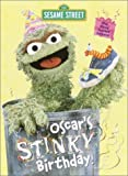 Oscar's Stinky Birthday, Golden Books Staff, 0307102513