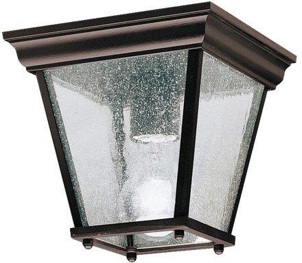 Amazon.com: Kichler 9859 1 – Lámpara de plafón, al aire ...