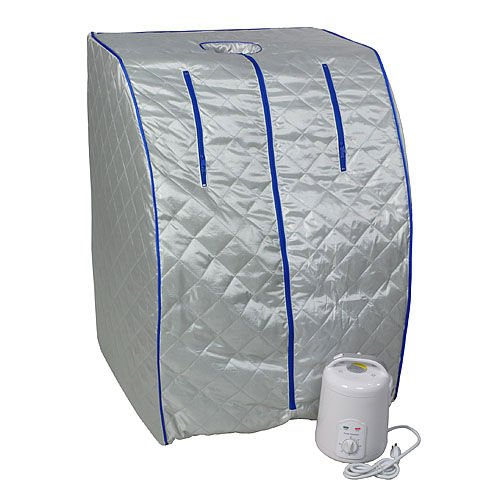 Portable Therapeutic Steam Sauna Spa Detox-Weight Loss, SS03 by d