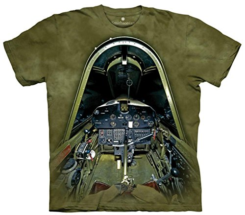 Youth: Vought Cockpit Smithsonian Collection Kids T-Shirt Size - Collection Cockpit