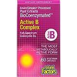 Natural Factors Active B Complex - 60 Veg Caps