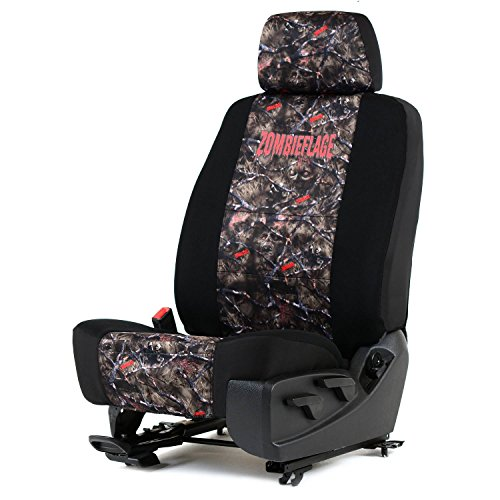 zombie seat covers for trucks - 3