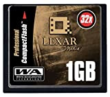 Lexar Media 1 GB 32X CompactFlash