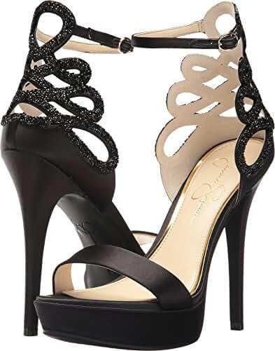 Jessica Simpson Women's Bayvinn Heeled Sandal