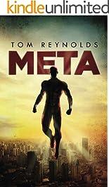 Meta (The Meta Superhero Novel Series Book 1)