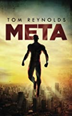 Meta (The Meta Superhero Novel Series: Book #1)