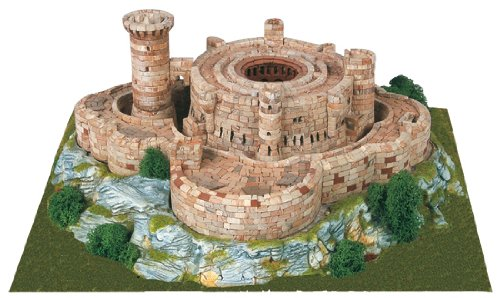 Castle Model (Bellver Castle Model Kit)