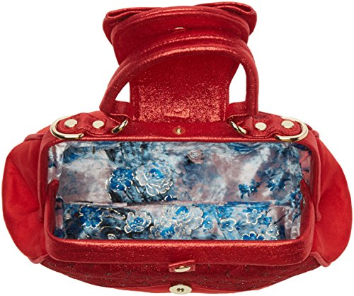 Of Choice a Borse Bag Red Dreams Donna mano Irregular Field Rosso awqdEaS