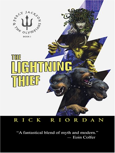 (The Lightning Thief (Percy Jackson and the Olympians, Book 1))