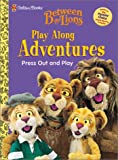 Play along Adventures, Golden Books Staff, 0307104931