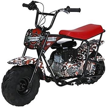Monster Moto MM B80 AF American Flag 80CC Youth Mini Bike   American Flag,1  Pack