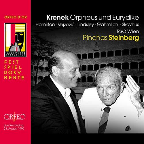 Krenek: Orpheus und Eurydike, Op. 21 -