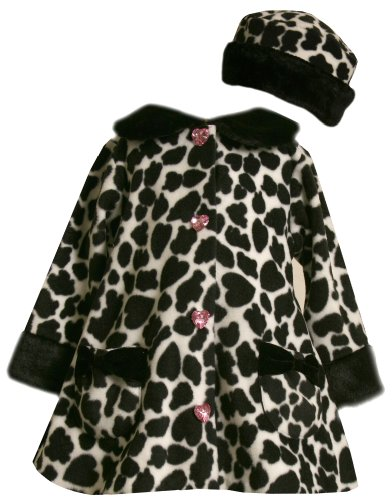 Bonnie Baby Winter Fleece Coat