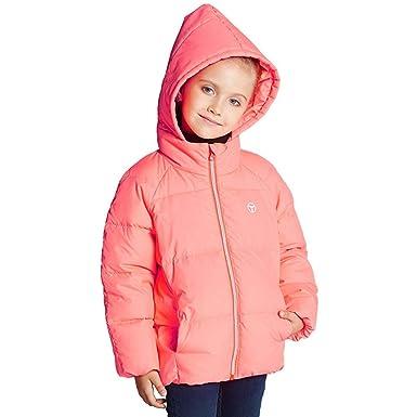 Kids Girls Jackets Denim Style Hooded Jean Short Coat Outerwear Baby Overcoat