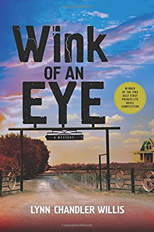 book cover of Wink of an Eye