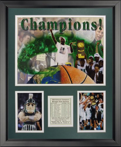 Michigan State Spartans 2000 National Champions 16