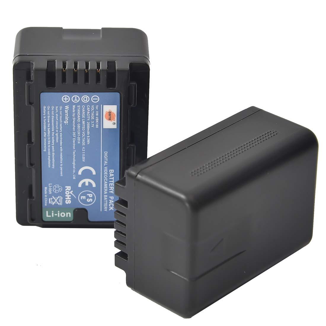 SDR-H85 SDR-H100 Cargador micro USB para Panasonic HDC-TM99