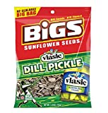 Product Of Bigs, Sunflower Seeds Dill Pickle - Bag, Count 12 (5.35 oz) - Sunflower Seeds / Grab Varieties & Flavors