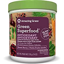 Amazing Grass Green Superfood ORAC, 30 Servings, 7.4 Ounce