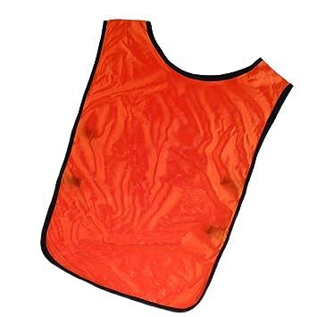 perfk Flexible Camiseta de Baloncesto, Chaleco de Fútbol con ...