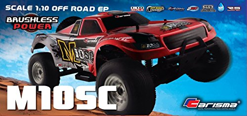 Short Course Truck Brushless Ready to Run 1/10 Scale 2WD RC Vehicles ()