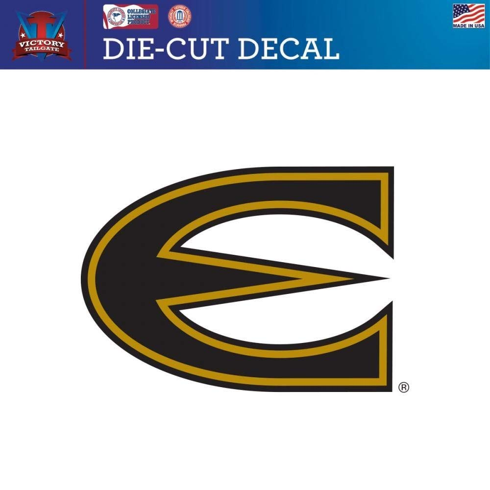 Victory Tailgate Emporia State University Hornets Die-Cut Vinyl Decal Logo 1