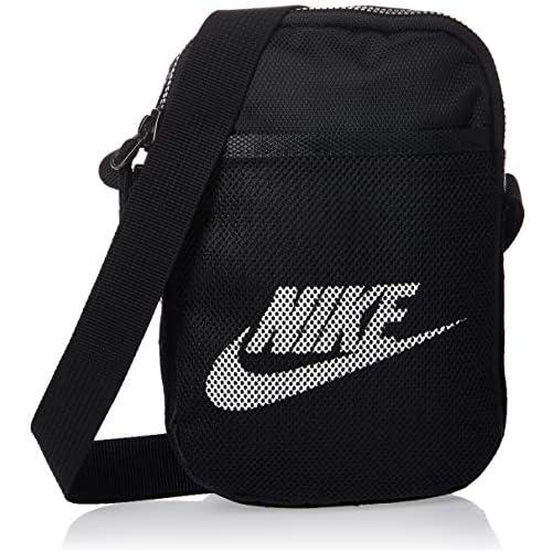 chollos oferta descuentos barato NIKE Nk Heritage S Smit Small Items waistpacks Hombre Black Black White MISC