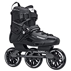 The 5th Element ST-110 Urban Inline Skates are made for zipping around city streets with speed and stability. These smooth-rollers are versatile enough for freeskating in any of your favorite skate spots, from sidewalks to trails and beyond. ...