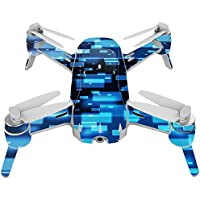 Skin For Yuneec Breeze 4K Drone – Space Blocks | MightySkins Protective, Durable, and Unique Vinyl Decal wrap cover | Easy To Apply, Remove, and Change Styles | Made in the USA